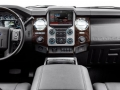 2018 Ford Bronco Dashboard