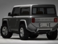 2018 Ford Bronco Rear Left Side
