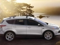 2015 Ford Escape Side View