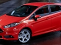 2015 Ford Fiesta RS Exterior