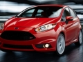 2015 Ford Fiesta RS Front
