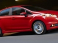 2015 Ford Fiesta RS Side View