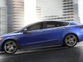 2015 Ford Fusion Blue