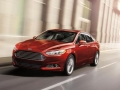 2015 Ford Fusion Red