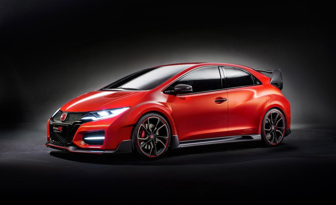 2015 Honda Civic Type R  Review specs price turbo 060