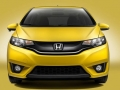 2015 Honda Fit Front Close up