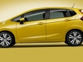 2015 Honda Fit Side View