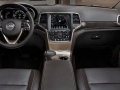 2015 Jeep Grand Cherokee Dashboard