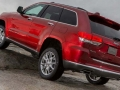 2015 Jeep Grand Cherokee Rear Side