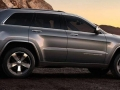 2015 Jeep Grand Cherokee Side View