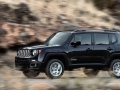 2015 Jeep Renegade Black