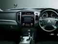 2015 Mitsubishi Pajero Dashboard