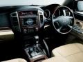 2015 Mitsubishi Pajero Seats