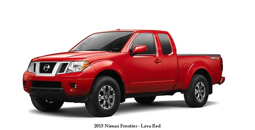 2015-nissan-frontier-lava-red