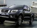 2015 Nissan Navara  Towing