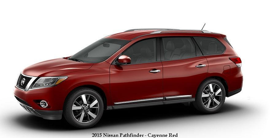 2015-nissan-pathfinder-cayenne-red