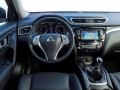 2015 Nissan X-Trail Dashboard