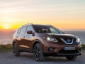 2015 Nissan X-Trail Front Right Side