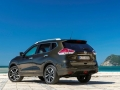 2015 Nissan X-Trail Rear Left Side