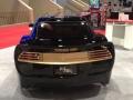 2015 Pontiac Firebird Trans Am Rear