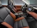 2015 Toyota RAV4 Side View Interior