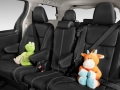 2015 Toyota Sienna Back seats