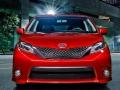 2015 Toyota Sienna Front