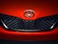 2015 Toyota Sienna Logo