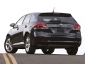 2015 Toyota Venza Rear Left Side