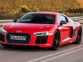 2016 Audi R8 V10 Red On the road