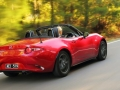 2016 Mazda MX-5 Miata On the road
