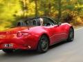 2016 Mazda MX-5 Miata On the road