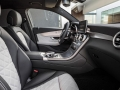 2016 Mercedes GLC Interior