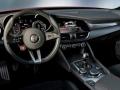 2016 Alfa Romeo Giulia QV Dashboard
