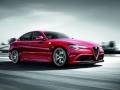 2016 Alfa Romeo Giulia QV Fast