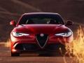 2016 Alfa Romeo Giulia QV Front