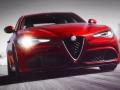 2016 Alfa Romeo Giulia QV Portrait