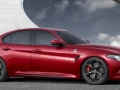 2016 Alfa Romeo Giulia QV Side View