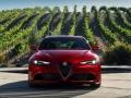 2016 Alfa Romeo Giulia QV Vineyard Front