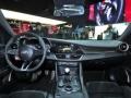 2016 Alfa Romeo Giulia Interior