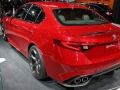 2016 Alfa Romeo Giulia Rear Side