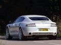 2016 Aston Martin Rapide S Rear