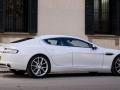 2016 Aston Martin Rapide S Side View White
