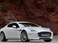 2016 Aston Martin Rapide S Superb White
