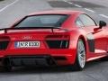 2016 Audi R8 V10 Rear Side