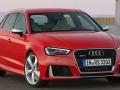 2016 Audi RS3 Sportback Front