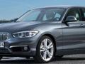 2016 BMW 1 Series Exterior
