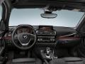 2016 BMW 1 Series Interior