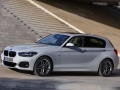 2016 BMW 1 Series Side View