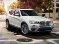 2016 BMW X3 luxury SUV 02